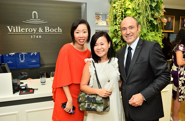 Villeroy & Boch Launches Flagship Boutique
