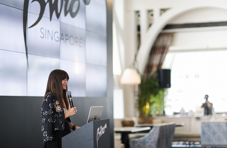 Launch of Buro 24/7 Singapore